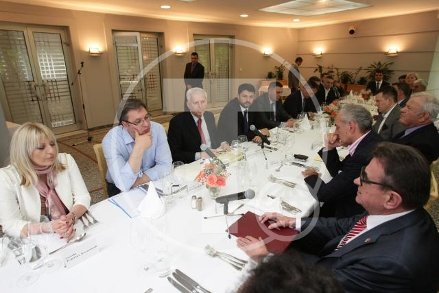 Vučić: Ugledne zemlje imaju jaku dijasporu